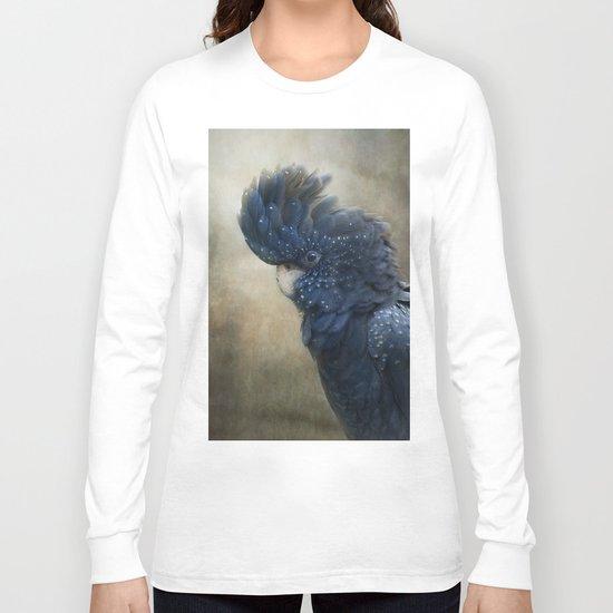 Black Cockatoo no 1 Long Sleeve T-shirt