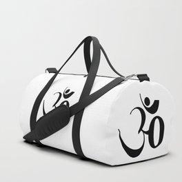 OM or Aum symbol Duffle Bag