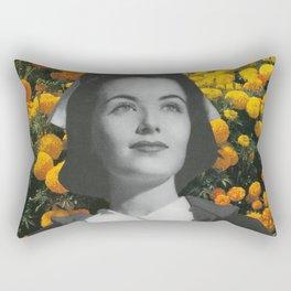 Miss Marigold Rectangular Pillow