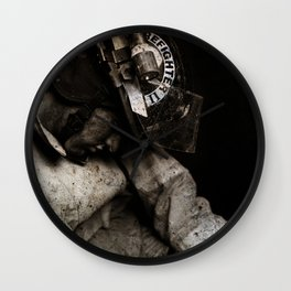 this is a selfish self-awareness, chapter 2 (part 2) Wall Clock