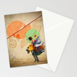 BeachPeople Stationery Cards