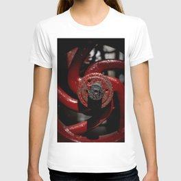 Red Valve T-shirt