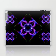 Smoke flower Laptop & iPad Skin