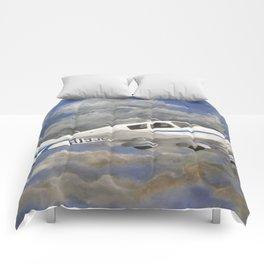 Soaring, Piper Cherokee Airplane Comforters