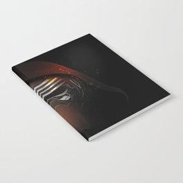 Kylo Ren Shadow Notebook