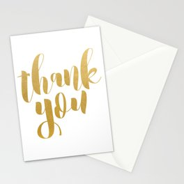 thank you Stationery Cards