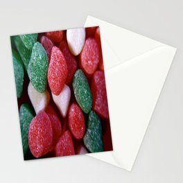 Christmas Spice Drop Candy Stationery Cards