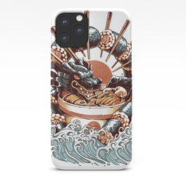 Dragon Sushi Ramen iPhone Case