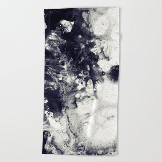breathe Beach Towel