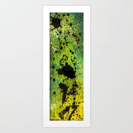 Toxic Dimension  Art Print