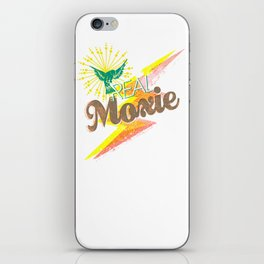 Real Moxie iPhone Skin