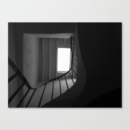 Constant Climb Canvas Print