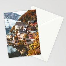 Hallstatt. Stationery Cards