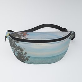 Vibes by the beach Fanny Pack