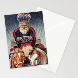 THE CHARIOT TAROT CARD Stationery Cards