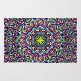 Bohemian Mandala Ornament Rug