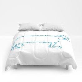 Ice Dog Comforters