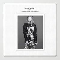 givenchy Canvas Prints featuring Givenchy Paris by CHESSOrdinary
