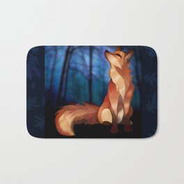 Wild At Heart Fox Bath Mat
