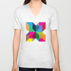 The Intersection Unisex V-Neck