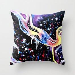 """""""Wander"""" Throw Pillow"""