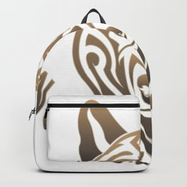 Warrior Society (Wolf) Backpack
