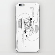 Two's Company iPhone & iPod Skin