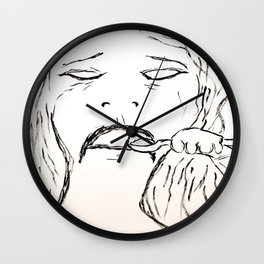 Consume & Exhume. Wall Clock