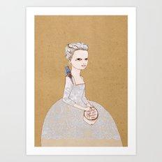 I'm so glad you found me Art Print
