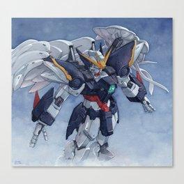 Gundam wing Zero cut ver. Canvas Print