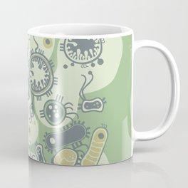 Eukaryote (green) Coffee Mug