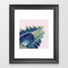 Frayed Framed Art Print