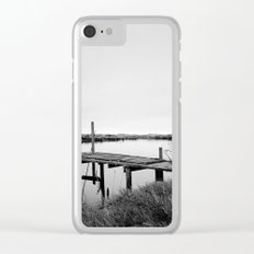 The Whitebait Stand Clear iPhone Case
