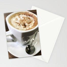 Latte Macchiato Stationery Cards