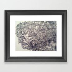 Mindmix Framed Art Print