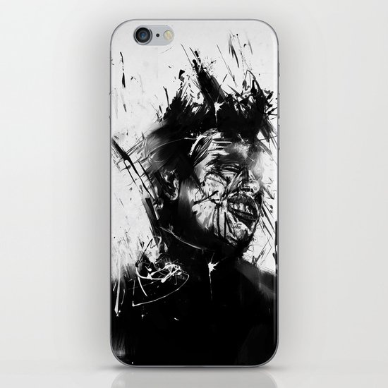 glasswall iPhone & iPod Skin