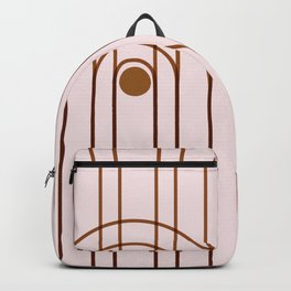 Rainbowed Boobs Backpack