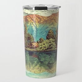 The Unknown Hills in Kamakura Travel Mug
