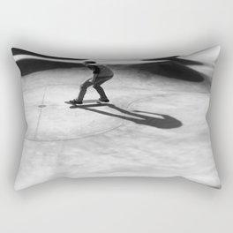 #Skateboard Rectangular Pillow
