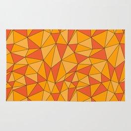 Tumbled Triangles Rug