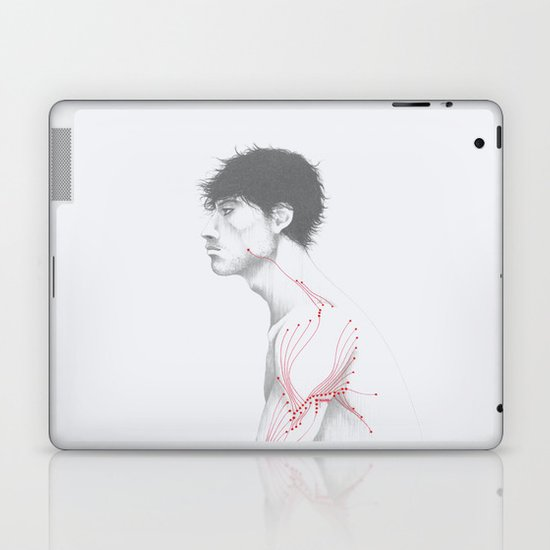 Circuitry Surgery 1 Laptop & iPad Skin