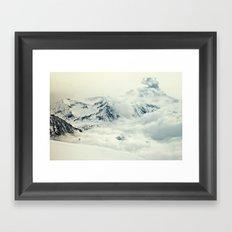 Frozen Planet Framed Art Print