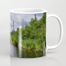Boundary Waters Entry Point Coffee Mug