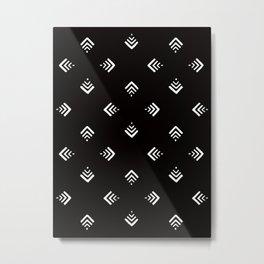 Direction Metal Print