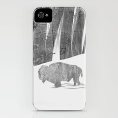 Martwood Bison Slim Case iPhone (4, 4s)