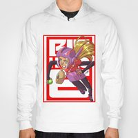 arsenal Hoodies featuring Add some honey and lemon by Eisu's Art for sale: Prints and stuff