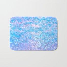Opalescent Snake Skin Bath Mat