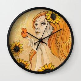 Daydreamer Wall Clock
