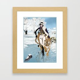 Napoleon Framed Art Print