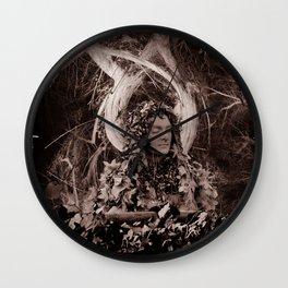 Pixi World Wall Clock